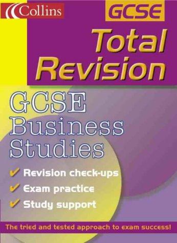 9780007111961: GCSE Business Studies (Total Revision)
