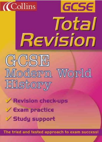 9780007111985: GCSE Modern World History (Collins Study & Revision Guides)