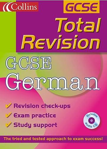 Total Revision – GCSE German (Collins Study: Ken Wheeler, Jayne