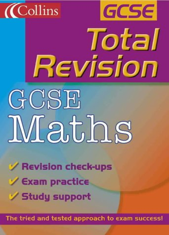 9780007112029: Total Revision - GCSE Maths