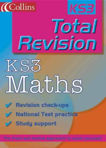 9780007112081: KS3 Maths (Total Revision)