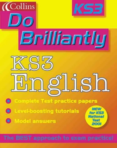 9780007112104: Do Brilliantly At - KS3 English