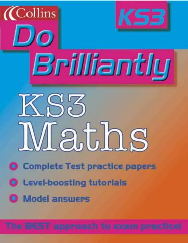 9780007112111: Do Brilliantly At – KS3 Maths (Total Revision S.)