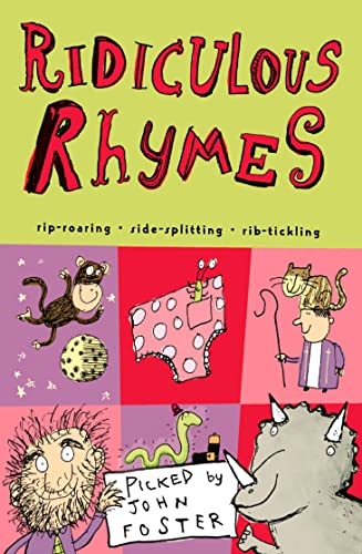 9780007112128: Ridiculous Rhymes