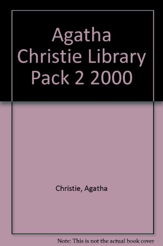 9780007112210: Agatha Christie Library Pack 2 2000