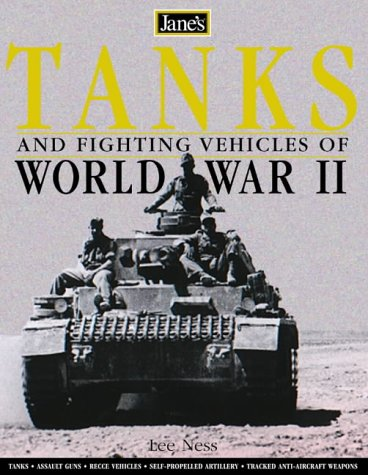 9780007112289: Jane's World War II Tanks and Fighting Vehicles: The Complete Guide