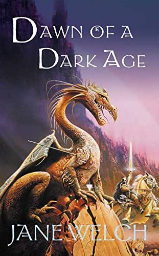 9780007112494: Dawn of a Dark Age: Book One of the Book of Man Trilogy