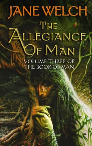 9780007112517: The Allegiance of Man (Book of Man Trilogy)