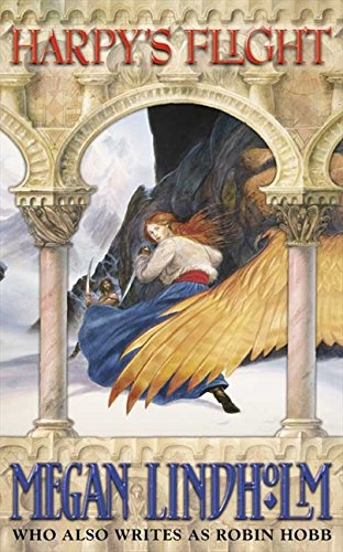 Harpy's Flight (The Ki & Vandien Quartet): Lindholm, Megan