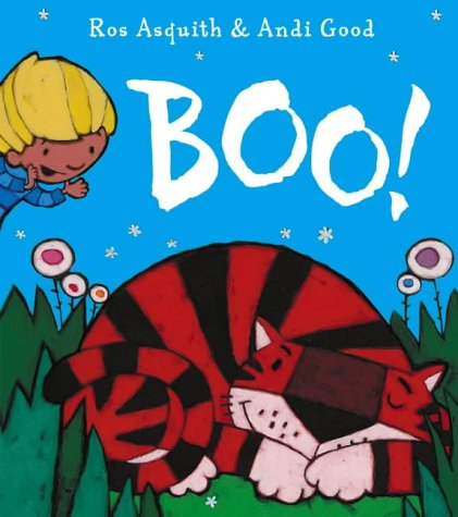 9780007112678: Boo! (Roaring Good Reads)