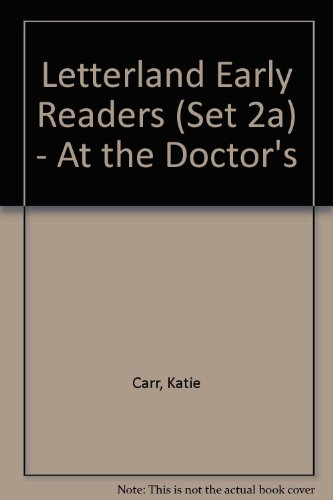 9780007112883: At the Doctor's: Set 2a (Letterland Early Readers)