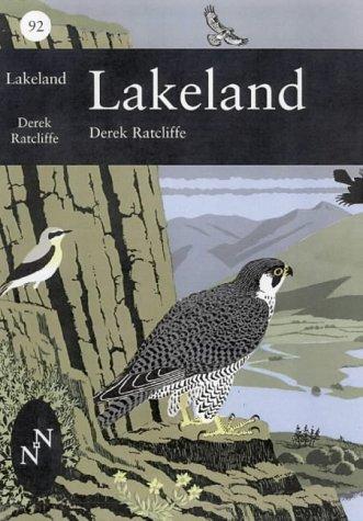 9780007113033: Collins New Naturalist (92) Lakeland: The wildlife of Cumbria