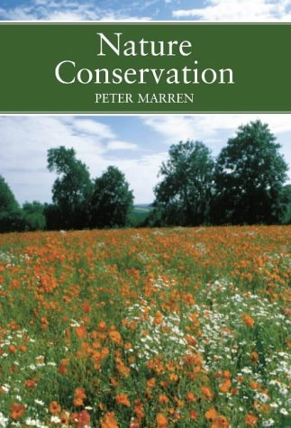 9780007113064: Nature Conservation (Collins New Naturalist)