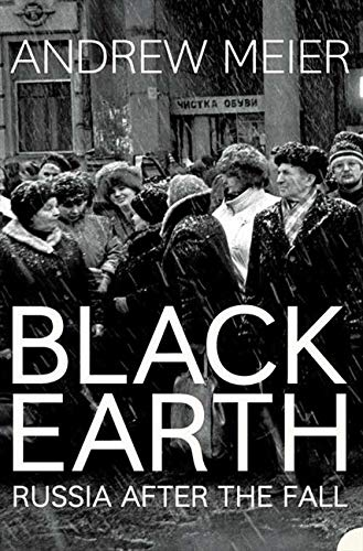 9780007113248: Black Earth: A journey through Russia after the fall