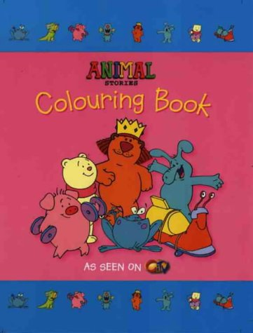 9780007113286: Animal Stories - Colouring Book