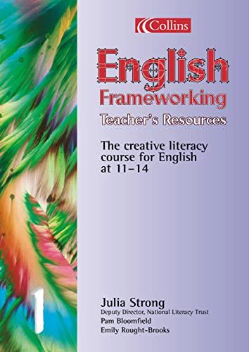 9780007113507: English Frameworking