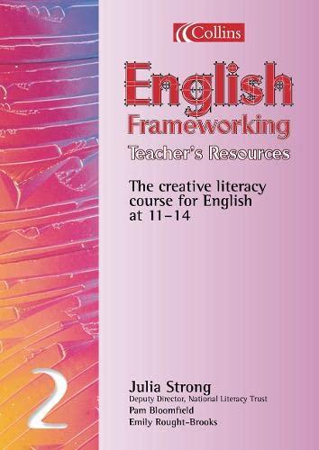 9780007113521: English Frameworking ? Teaching Resources 2: Teaching Resources No.2