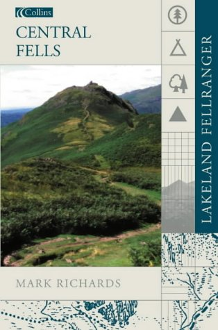 9780007113651: Lakeland Fellranger (1) - Central Fells