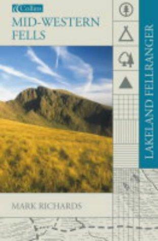 9780007113682: Lakeland Fellranger (3) - Mid Western Fells