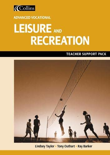 9780007113842: Leisure and Recreation for Vocational A-level Teacher Support Pack