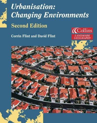 9780007114276: Landmark Geography - Urbanisation: Changing Environments