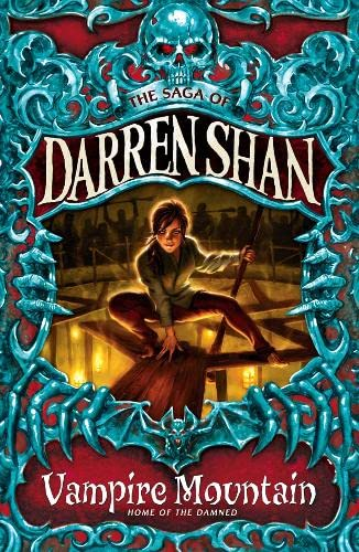 9780007114412: Vampire Mountain (The Saga of Darren Shan, Book 4)