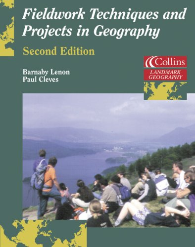 9780007114429: Fieldwork Techniques and Projects in Geography (Landmark Geography)