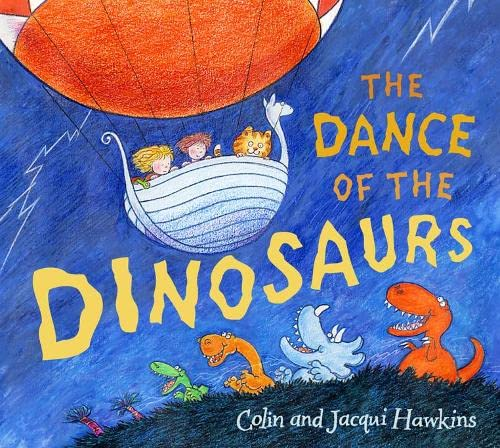 The Dance of the Dinosaurs: Hawkins, Colin, Hawkins,