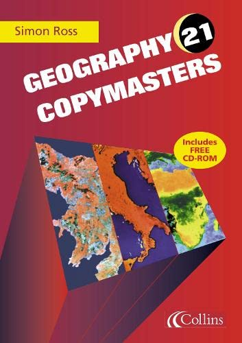 9780007114450: Geography 21: Copymasters (Geography 21)