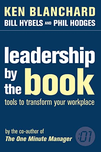 9780007114535: Leadership by the Book (The One Minute Manager)