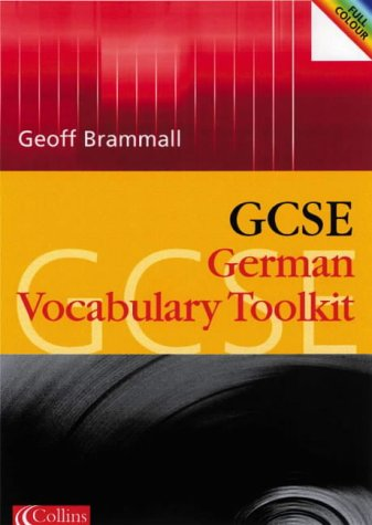 9780007114665: GCSE German Vocabulary Learning Toolkit (English and German Edition)
