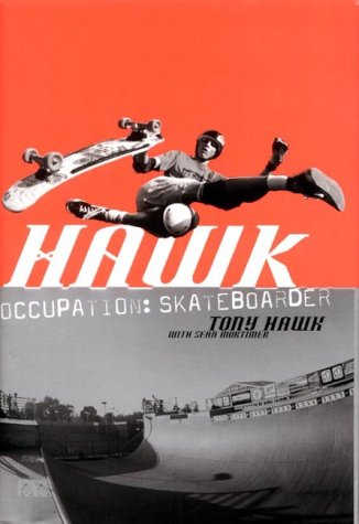 9780007114733: Hawk: Occupation Skateboarder
