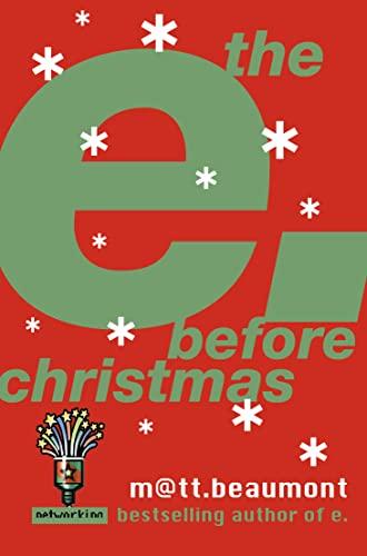 9780007114870: The e Before Christmas
