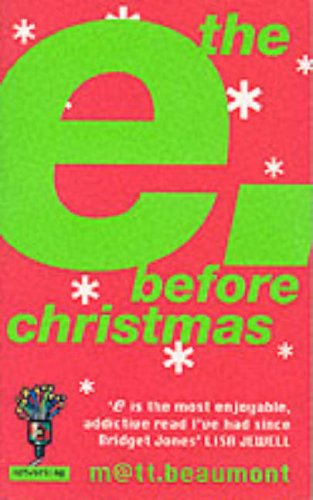 9780007114870: The E Before Christmas