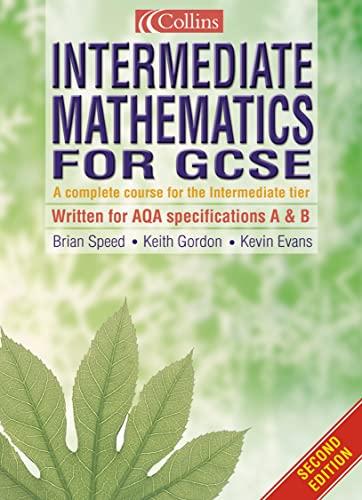 9780007115099: Mathematics for GCSE - Intermediate Mathematics for GCSE