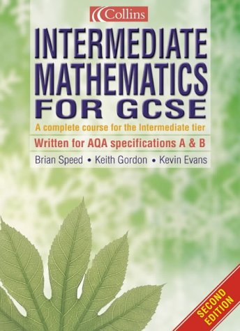 9780007115099: Intermediate Mathematics for GCSE