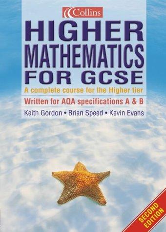9780007115105: Higher Mathematics for GCSE