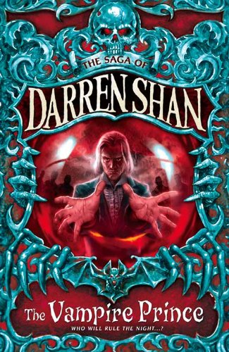 9780007115167: The Vampire Prince (The Saga of Darren Shan, Book 6)