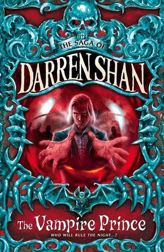 9780007115167: The Vampire Prince (The Saga of Darren Shan, Book 6)