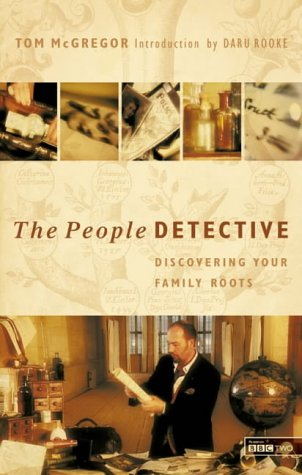 9780007115372: The People Detective: Discovering Your Family Roots