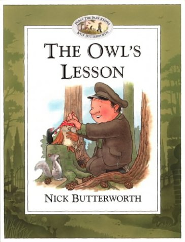 9780007115532: The Owl's Lesson (Percy the Park Keeper)