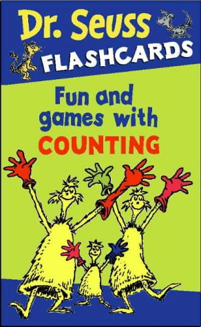 9780007115655: Fun and Games with Counting: 30 cards (Dr. Seuss Flashcards, Book 2)