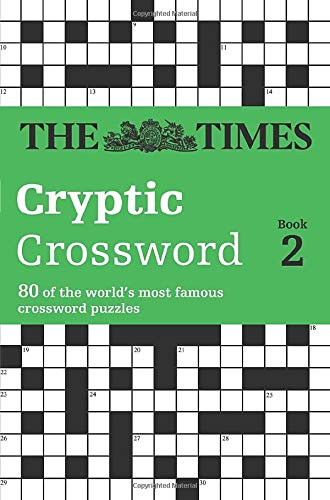 9780007115815: The Times Cryptic Crossword Book 2: Bk. 2