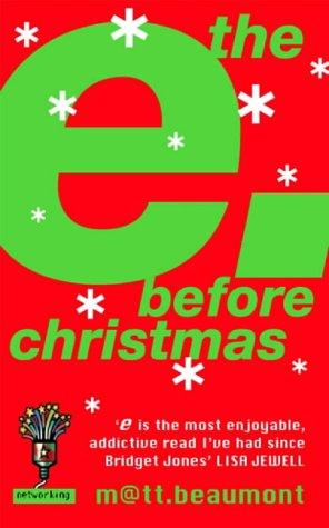 9780007115839: The E Before Christmas