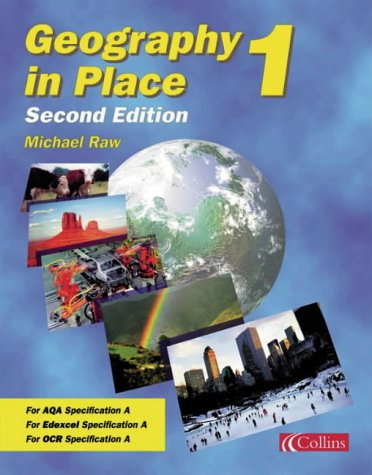 9780007116485: Geography in Place (Bk.1)