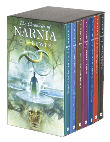 9780007116768: The Chronicles of Narnia Boxed Set