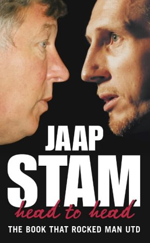 9780007117093: Jaap Stam: Head to Head