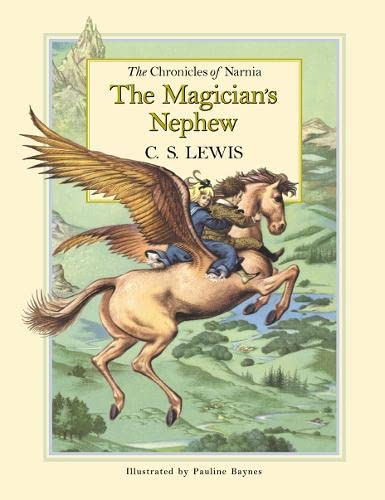 9780007117239: The Magician's Nephew (Chronicles of Narnia)
