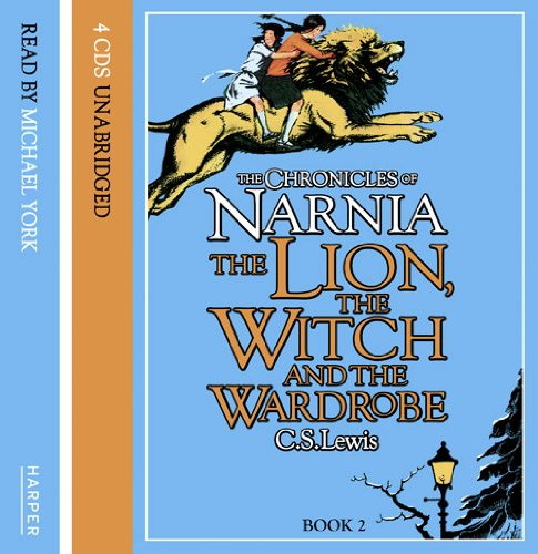 9780007117321: The Chronicles of Narnia: The Lion, the Witch and the Wardrobe (Unabridged Audio CD Set)  [AUDIOBOOK]