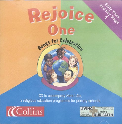 9780007117765: Here I Am - Rejoice Audio CD Key Stage 1